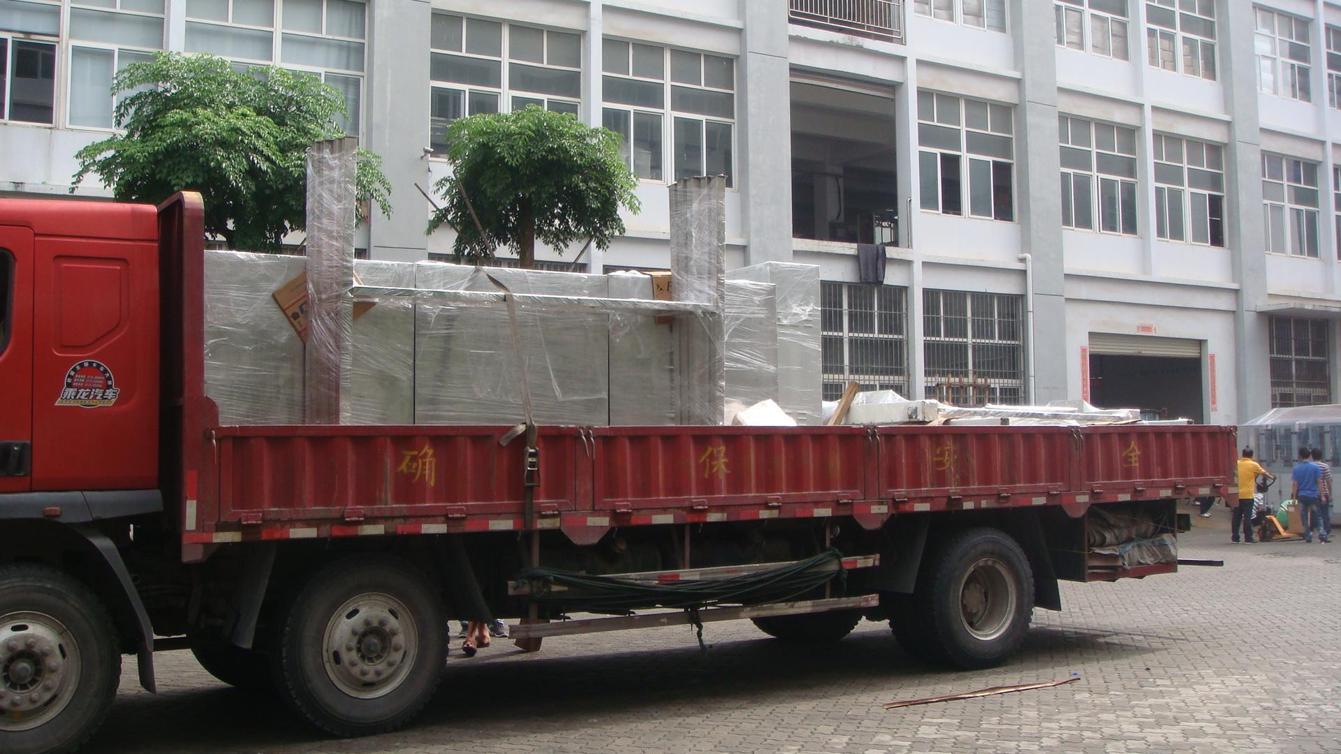 2012年出货威鸿(厦门)光学有限公司